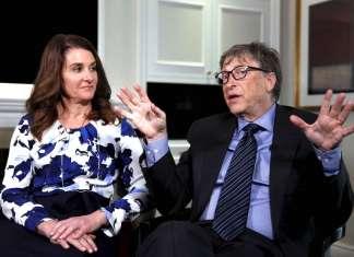 Билл и Мелинда Гейтс.