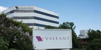 «Вэлиант фармасьютикалс интернешнл» (Valeant Pharmaceuticals International).