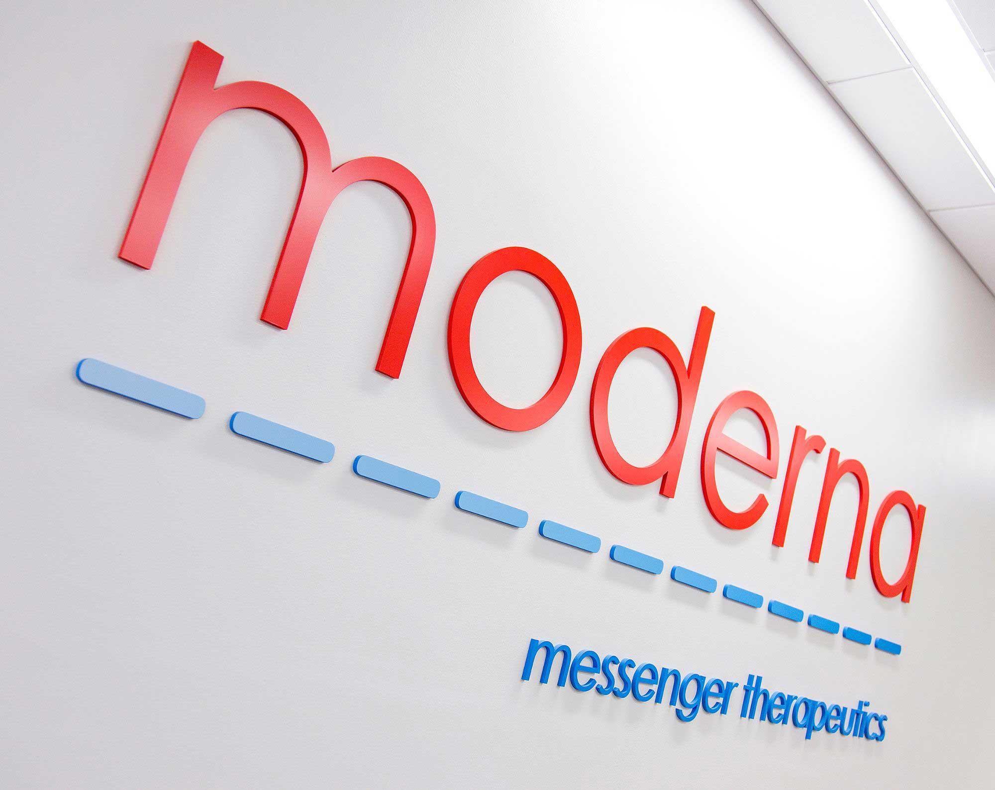 «Модерна терапьютикс» (Moderna Therapeutics).