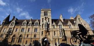 Оксфордский университет.