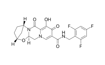 Биктегравир (bictegravir).