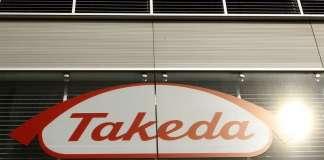 «Такеда фармастьютикал» (Takeda Pharmaceutical).