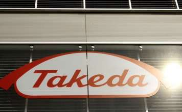 «Такеда фармастьютикал» (Takeda Pharmaceutical).