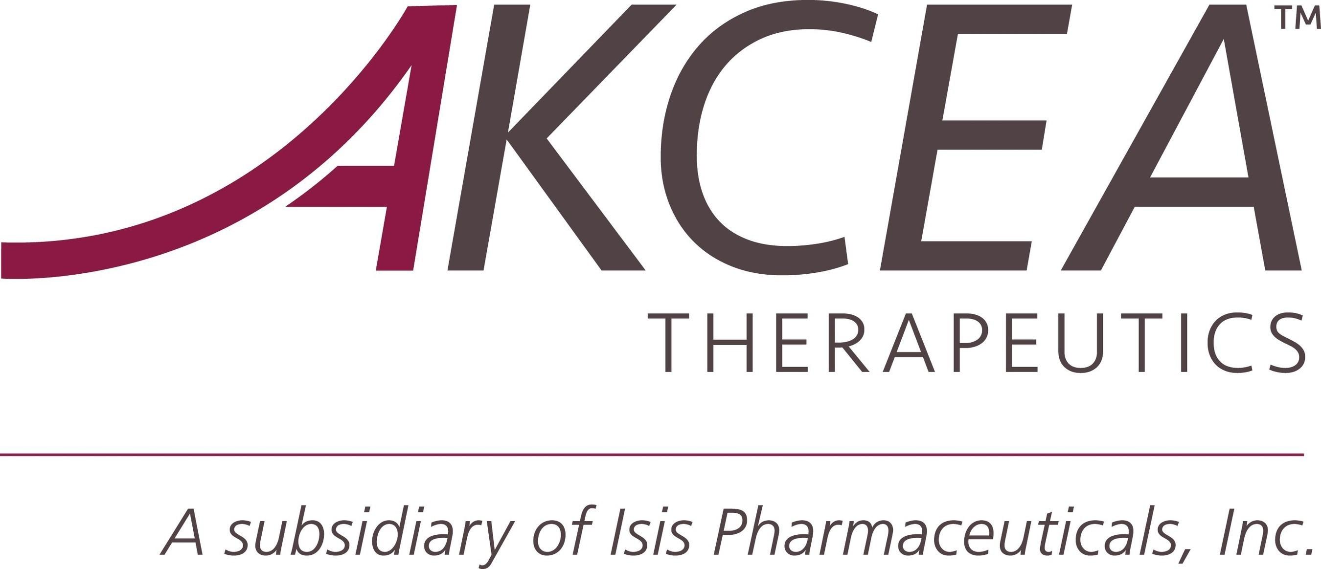 «Аксиа терапьютикс» (Akcea Therapeutics).