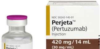 «Перьета» (Perjeta, пертузумаб).