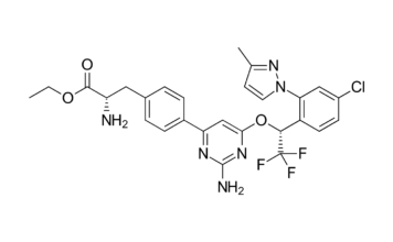 «Ксермело» (Xermelo, телотристат этил).