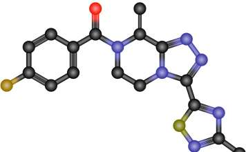 Фезолинетант (fezolinetant).