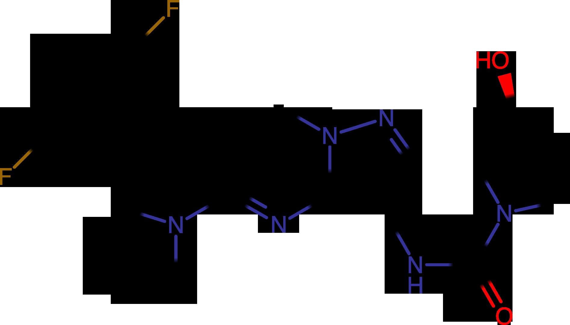 Ларотректиниб (larotrectinib).