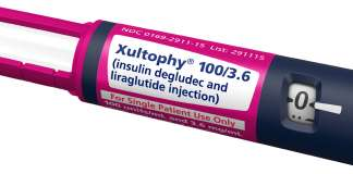 «Ксултофи» (Xultophy).