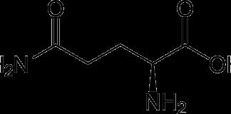 L-глутамин (L-glutamine).