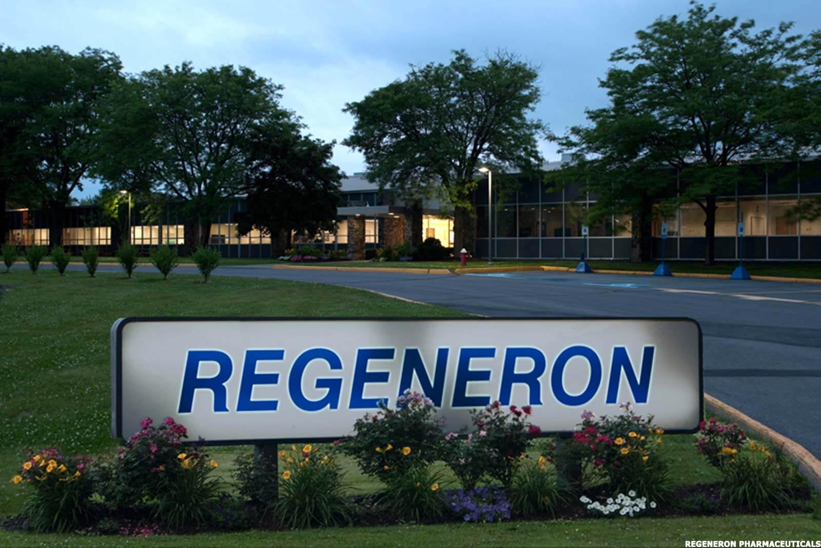 «Ридженерон фармасьютикалс» (Regeneron Pharmaceuticals).