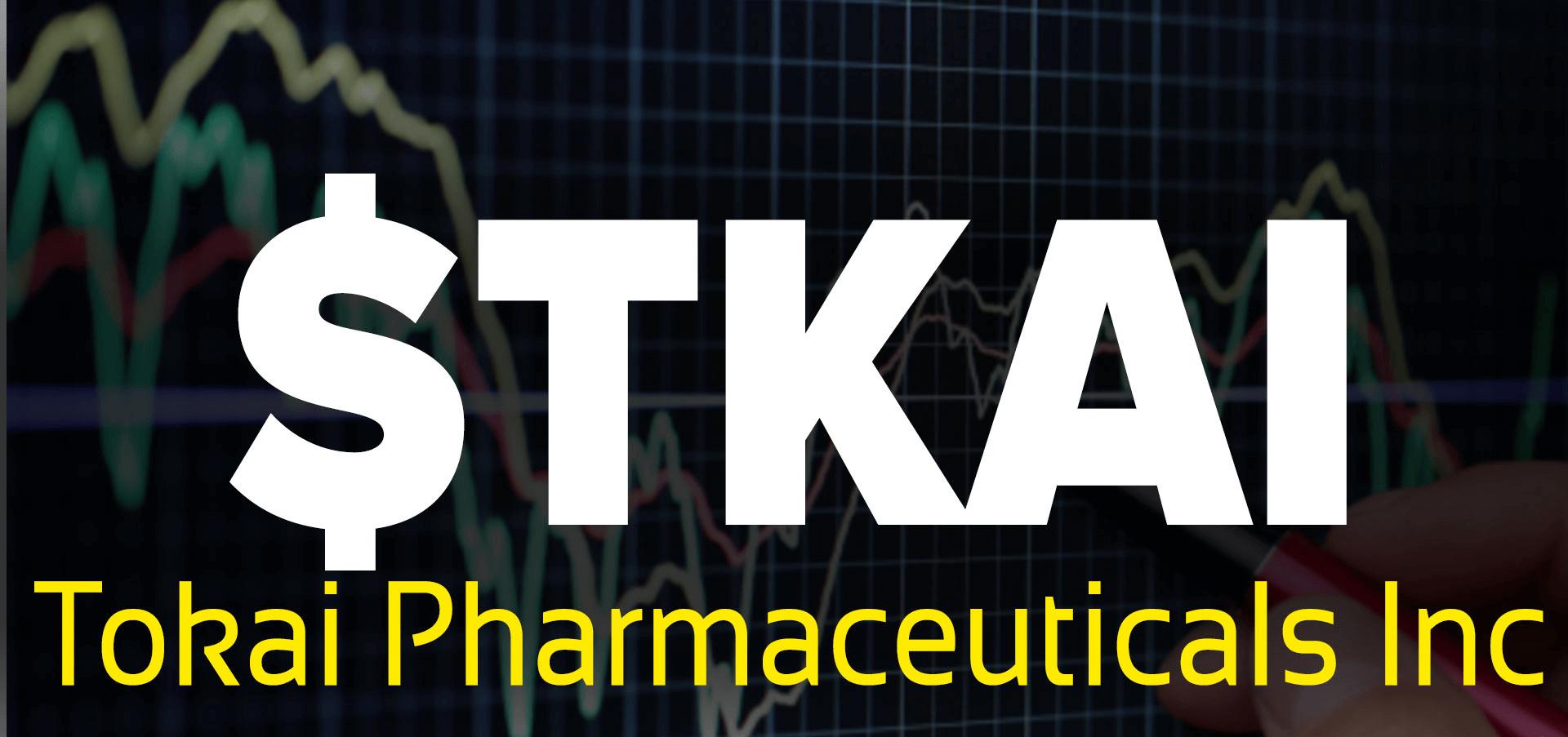 «Токай фармасьютикалс» (Tokai Pharmaceuticals).