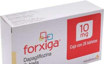 «Форсига» (Farxiga/Forxiga, дапаглифлозин).