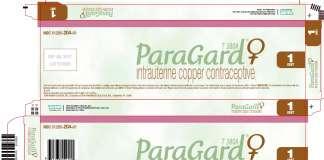 «Парагард» (ParaGard).