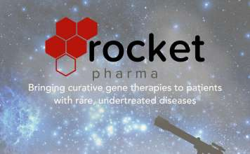 «Рокит фармасьютикалс» (Rocket Pharmaceuticals).