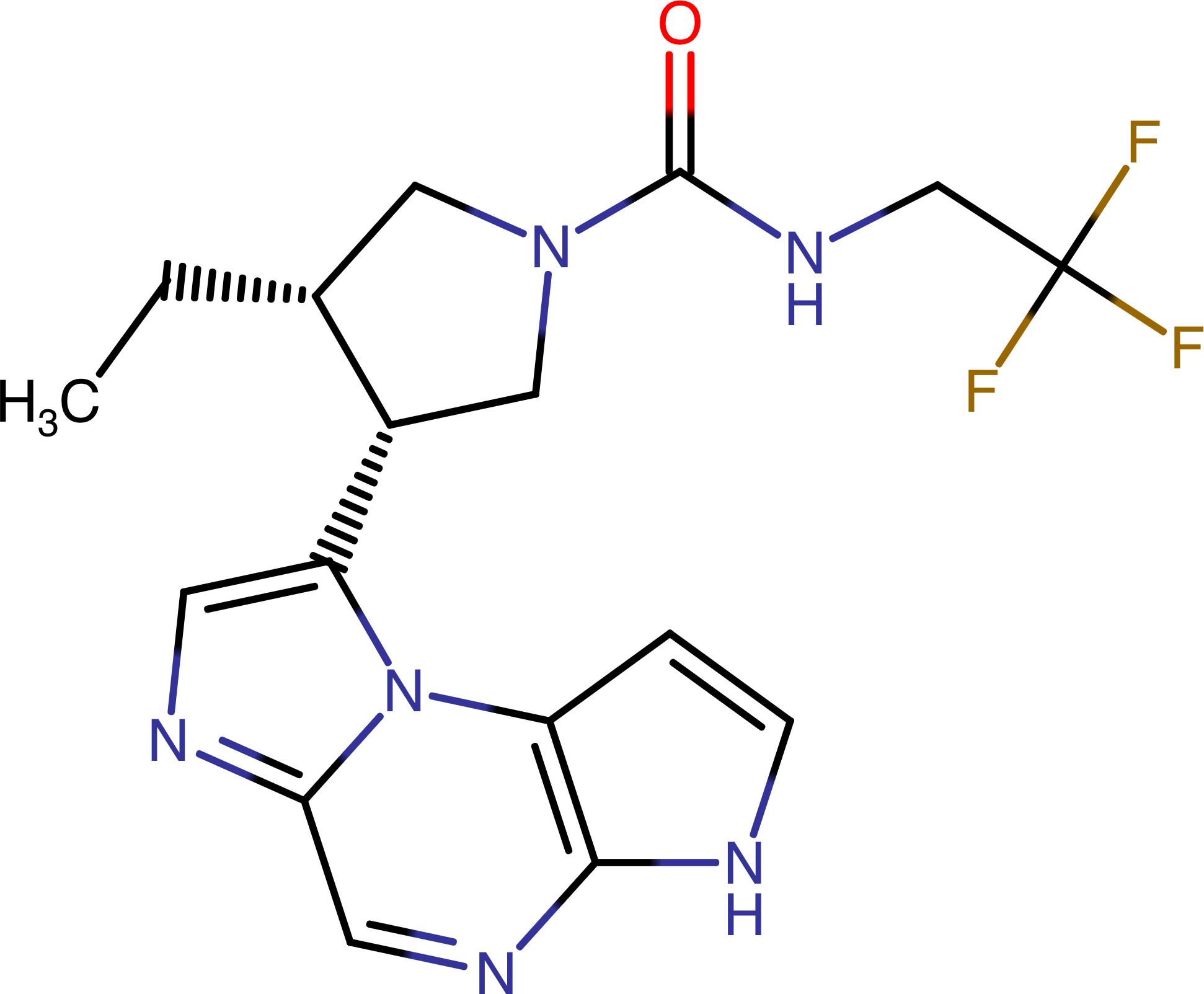 Упадацитиниб (upadacitinib).