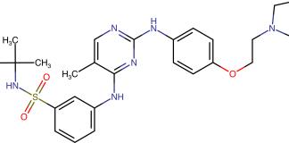 Федратиниб (fedratinib).