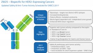 Zymeworks: сила биспецифических моноклональных антител
