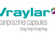 «Врейлар»/«Реагила» (Vraylar/Reagila, карипразин).