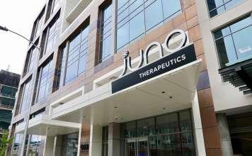 «Джуно терапьютикс» (Juno Therapeutics).