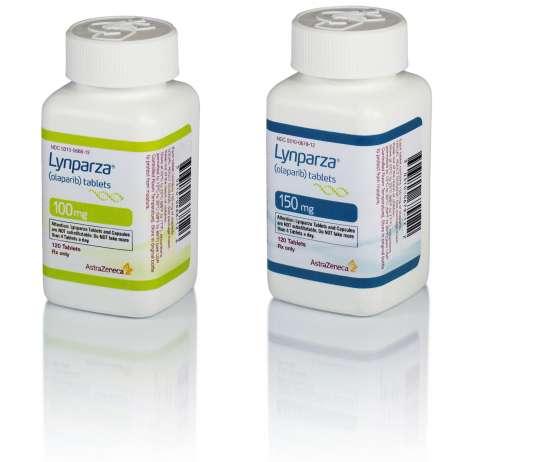 «Линпарза» (Lynparza, олапариб).