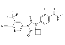 Апалутамид (apalutamide).
