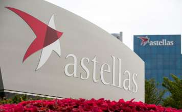 «Астеллас фарма» (Astellas Pharma).