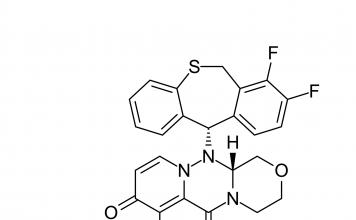 Балоксавира марбоксил (baloxavir marboxil, S-033188).