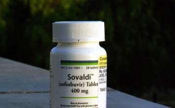 «Совальди» (Sovaldi, софосбувир).