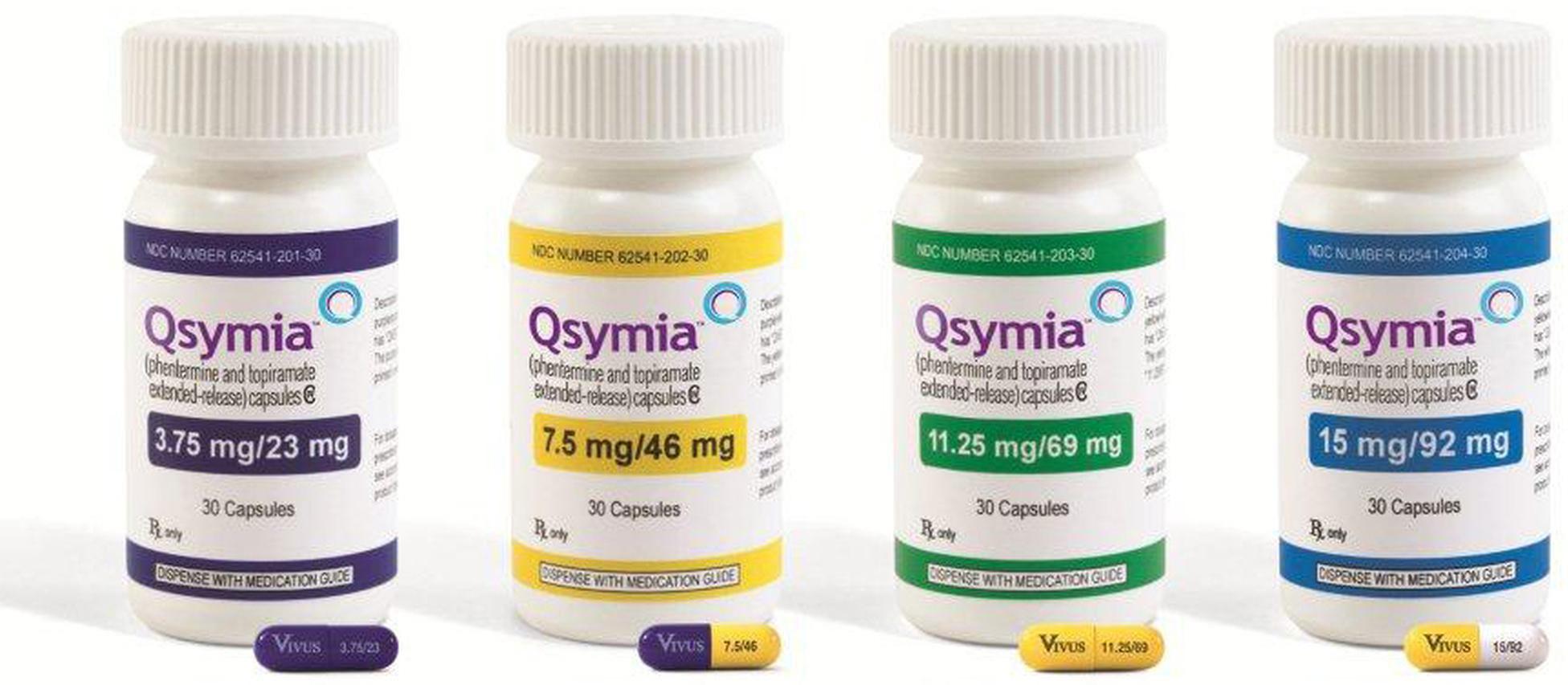 qsymia - Великая проблема ожирения