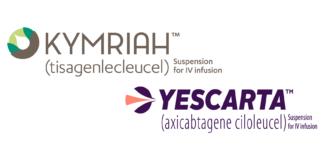 «Кимрайа» (Kymriah, тисагенлеклейсел) и «Ескарта» (Yescarta, аксикабтаген силолейсел).