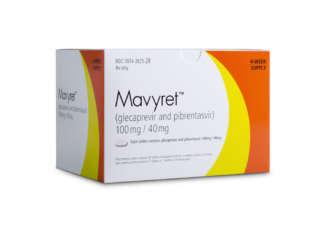 «Мавирет» (Mavyret, глекапревир + пибрентасвир).