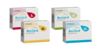 «Ревлимид» (Revlimid, леналидомид).