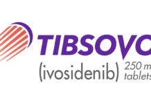 «Тибсово» (Tibsovo, ивосидениб).