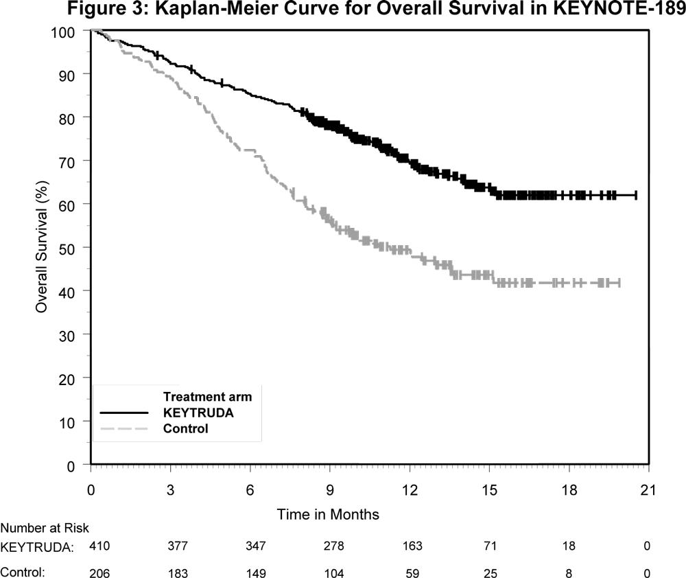 Рак легких: «Китруда» плюс химиопрепараты — прорыв в первоочередном лечении