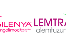 «Гиления» (Gilenya, финголимод) и «Лемтрада» (Lemtrada, алемтузумаб).