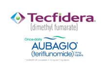 «Текфидера» (Tecfidera, диметилфумарат) и «Абаджио» (Aubagio, терифлуномид).