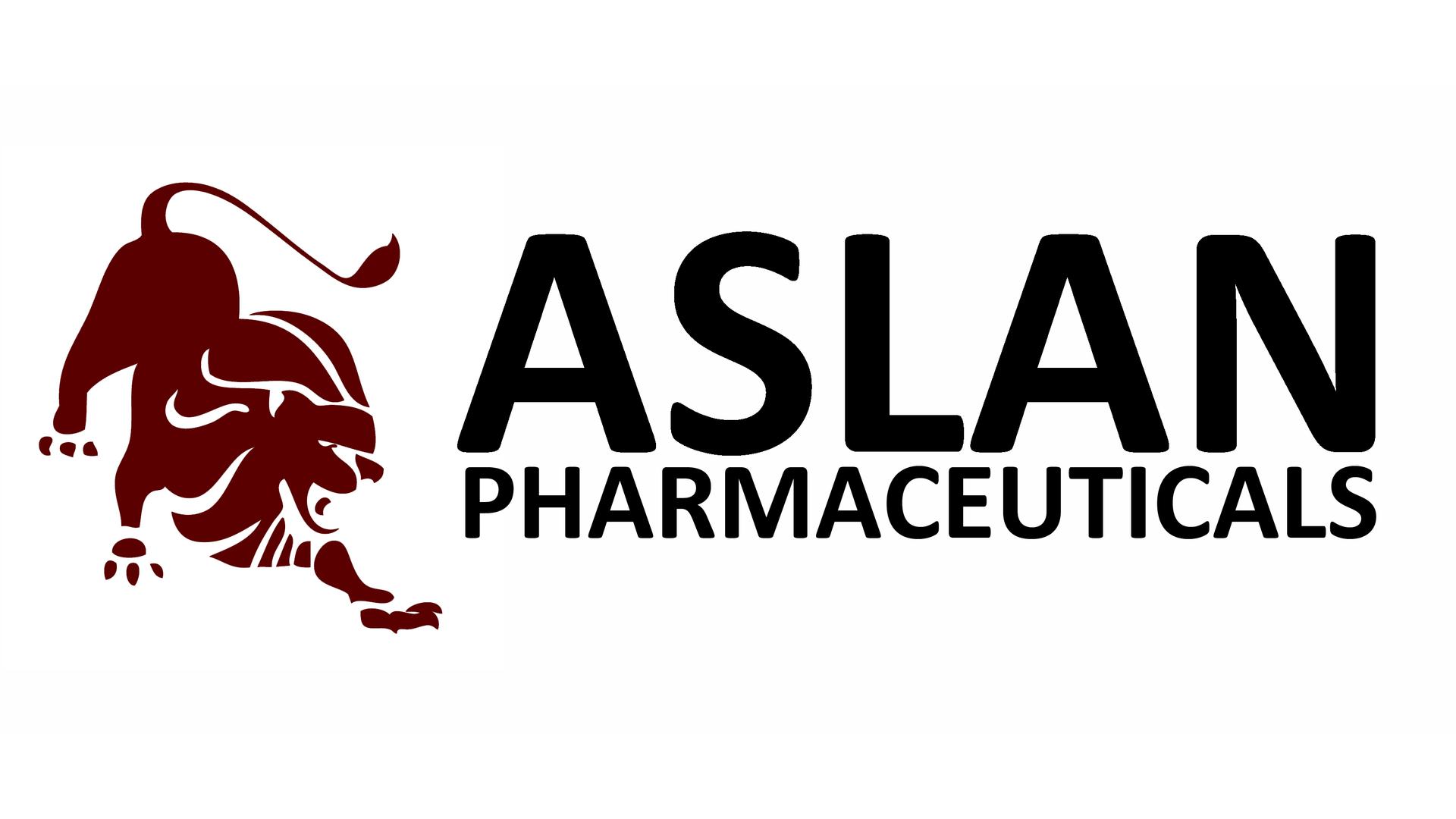 «Аслан фармасьютикалс» (Aslan Pharmaceuticals).