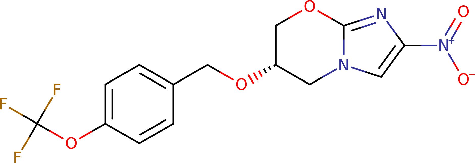 Претоманид (pretomanid).
