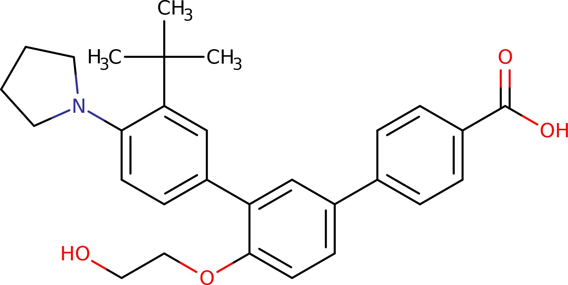 Трифаротен (trifarotene).