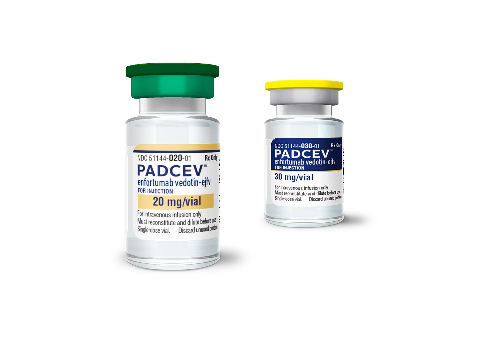«Падсев» (Padcev, энфортумаб ведотин).