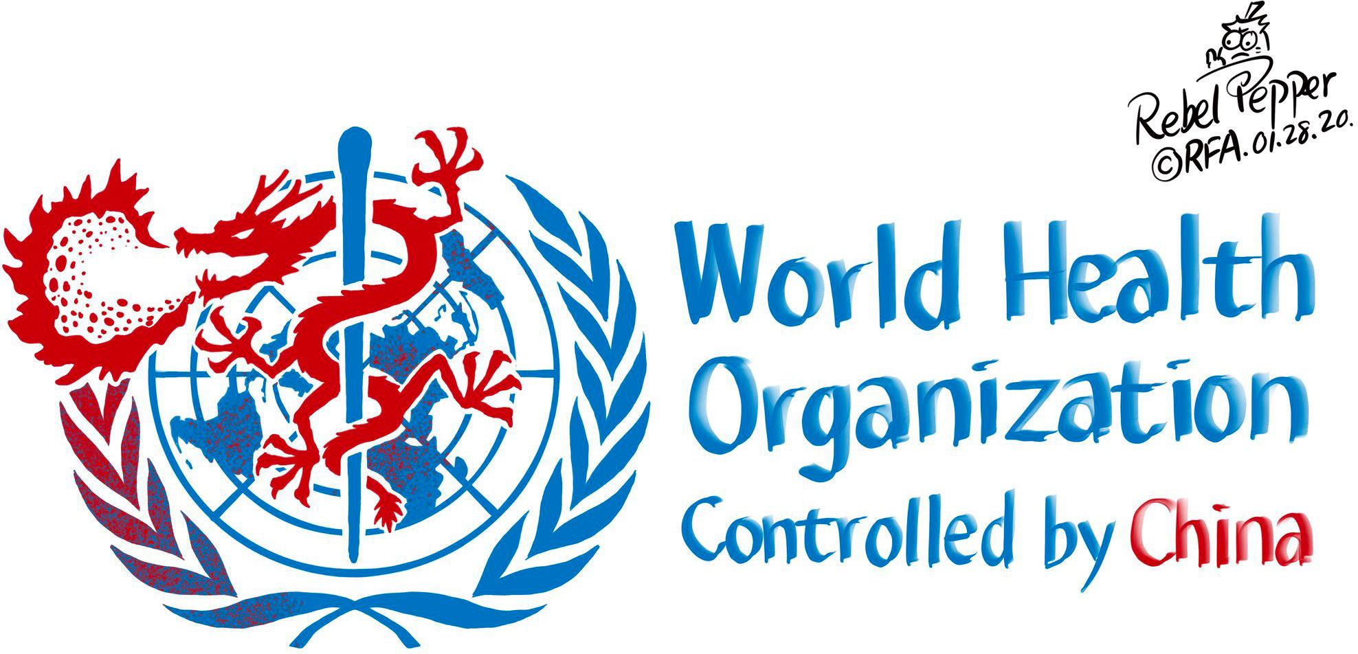 who china - ВОЗ: новый коронавирус 2019-nCoV — угроза для всего человечества