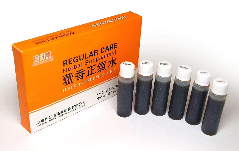 huo xiang zheng qi - Новый коронавирус SARS-CoV-2: все лекарства и вакцины против инфекции COVID-19. Самый полный и подробный обзор в мире