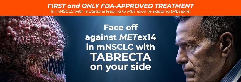 «Табректа»: новый таргетный препарат для лечения метастатического рака легких