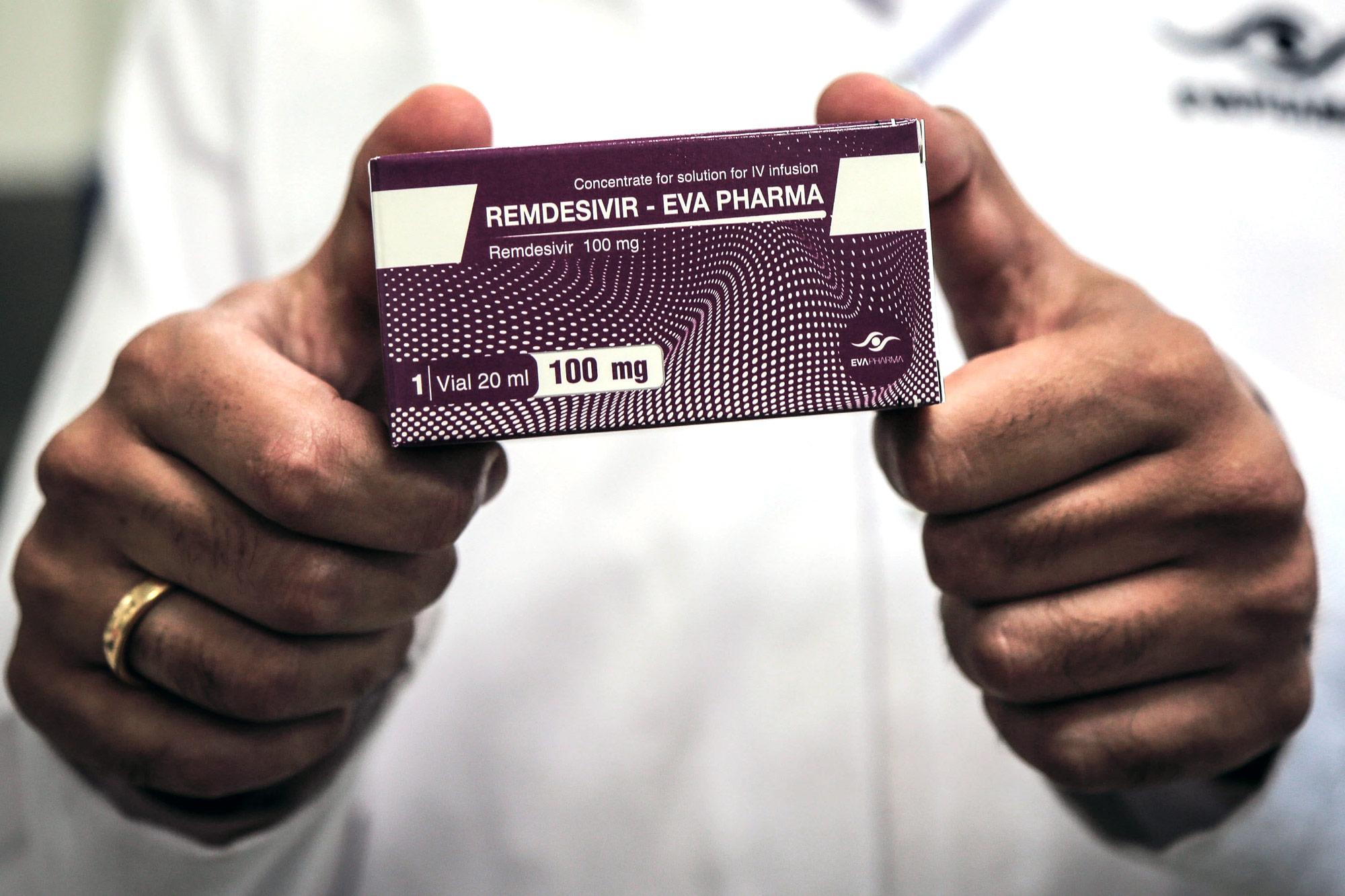 remdesivir-eva-pharma