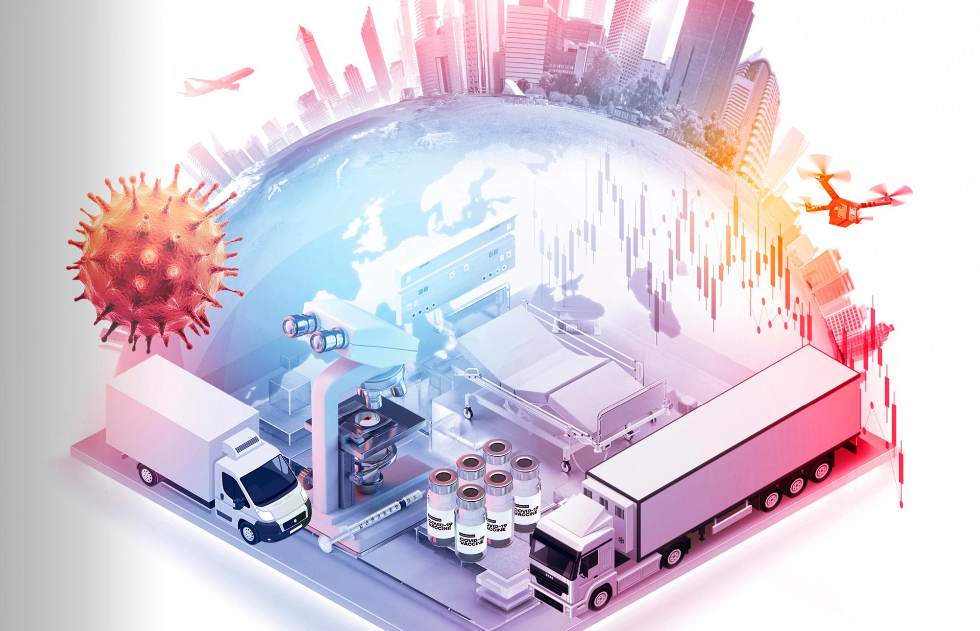 coronavirus logistics - Коронавирус. Вакцины. Pfizer и BioNTech: первая реальная победа над ковидом! [Обновлено]