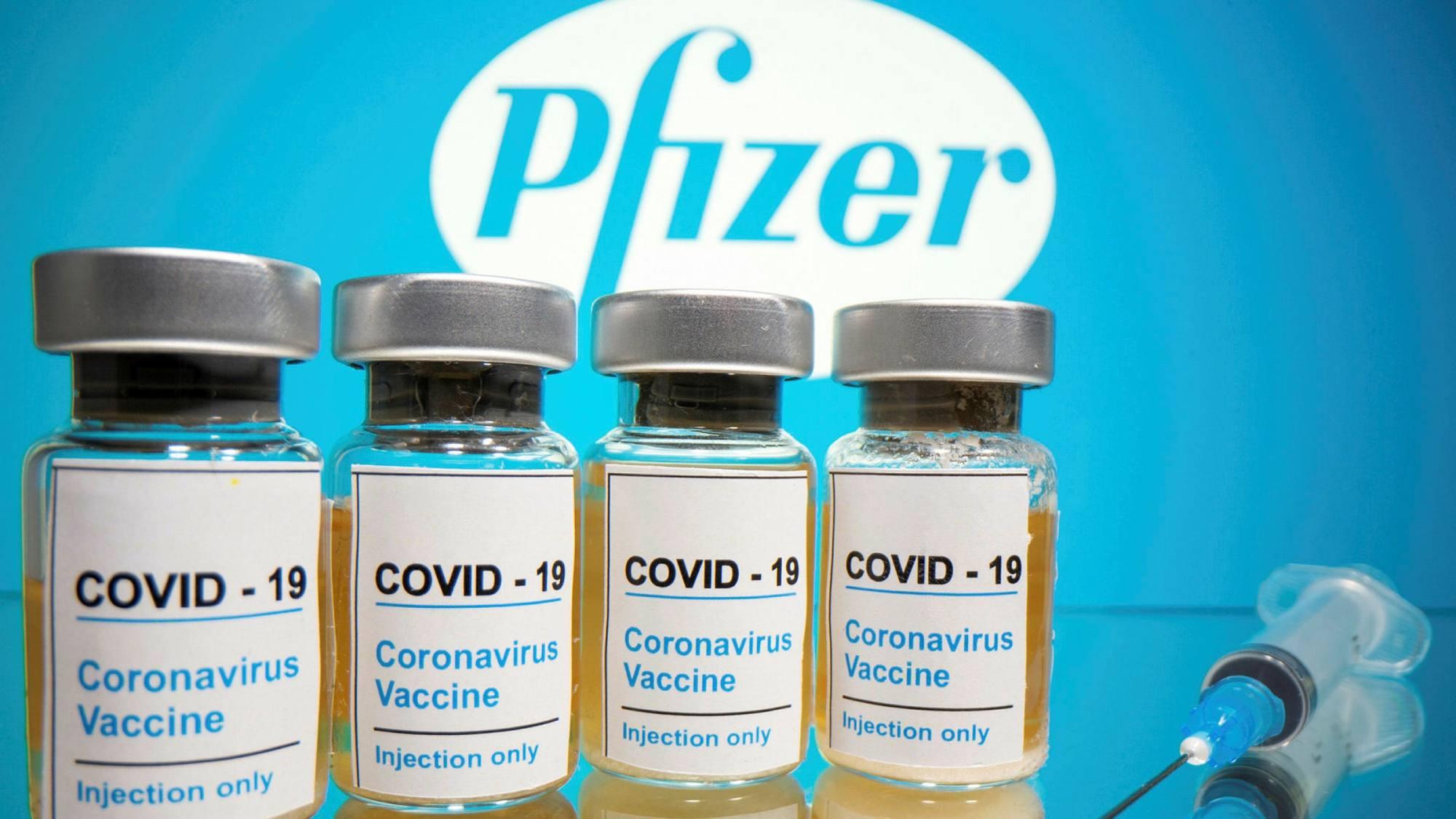 covid vaccine pfizer - Коронавирус. Вакцины. Pfizer и BioNTech: первая реальная победа над ковидом! [Обновлено]