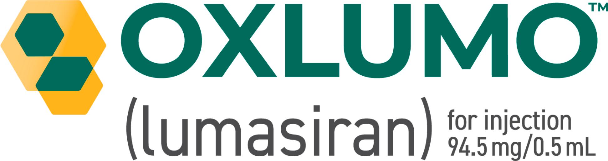 «Окслумо» (Oxlumo, лумасиран).