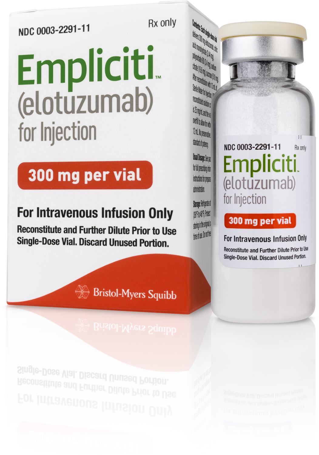 Упаковка препарата «Эмплисити».